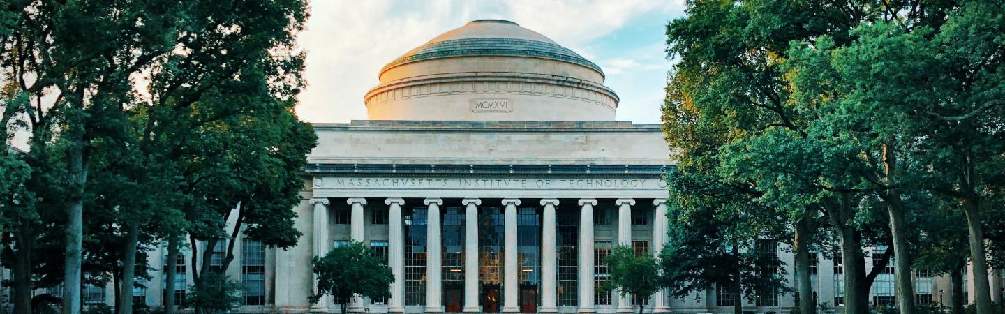 MIT Dome photograph