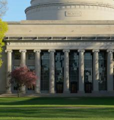 MIT has commited to net-zero emissions by 2026,  and charts a course marshaling all of MIT's capabilities toward decarbonization.