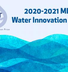 This year's Water Innovation Prize featured virtual pitches from six student-led teams.