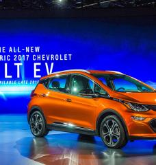 Photo: 2017 Chevy Bolt (Source: Flickr/Dave Pinter)